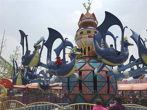 游乐园设备 旋转飞龙