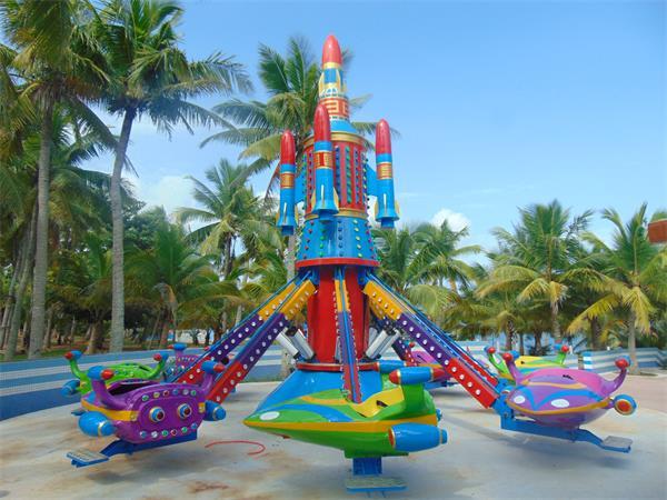 有哪些适合广场经营的儿童游乐设备