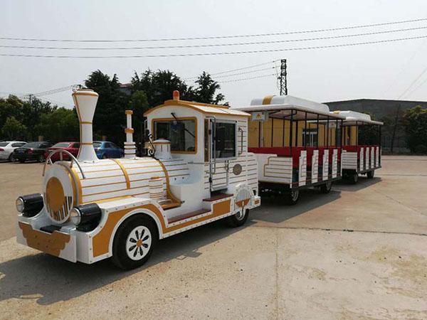 景区观光小火车能爬多少的坡度?