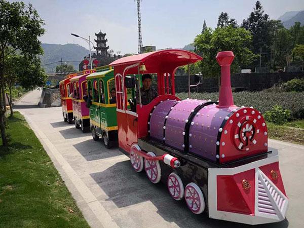 疫情过后,景区观光小火车如何进行日常保养