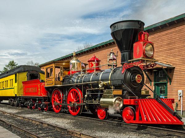景区轨道小火车有哪些款式